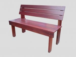 bench seat all jarrah