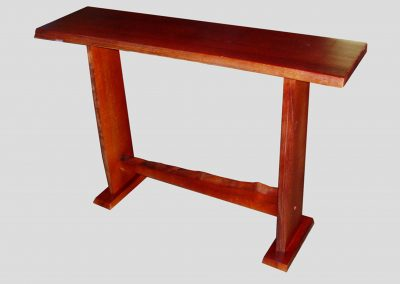 Hall console table 2