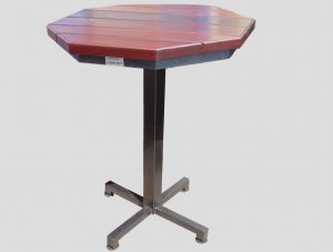 outdoor bar octagon top