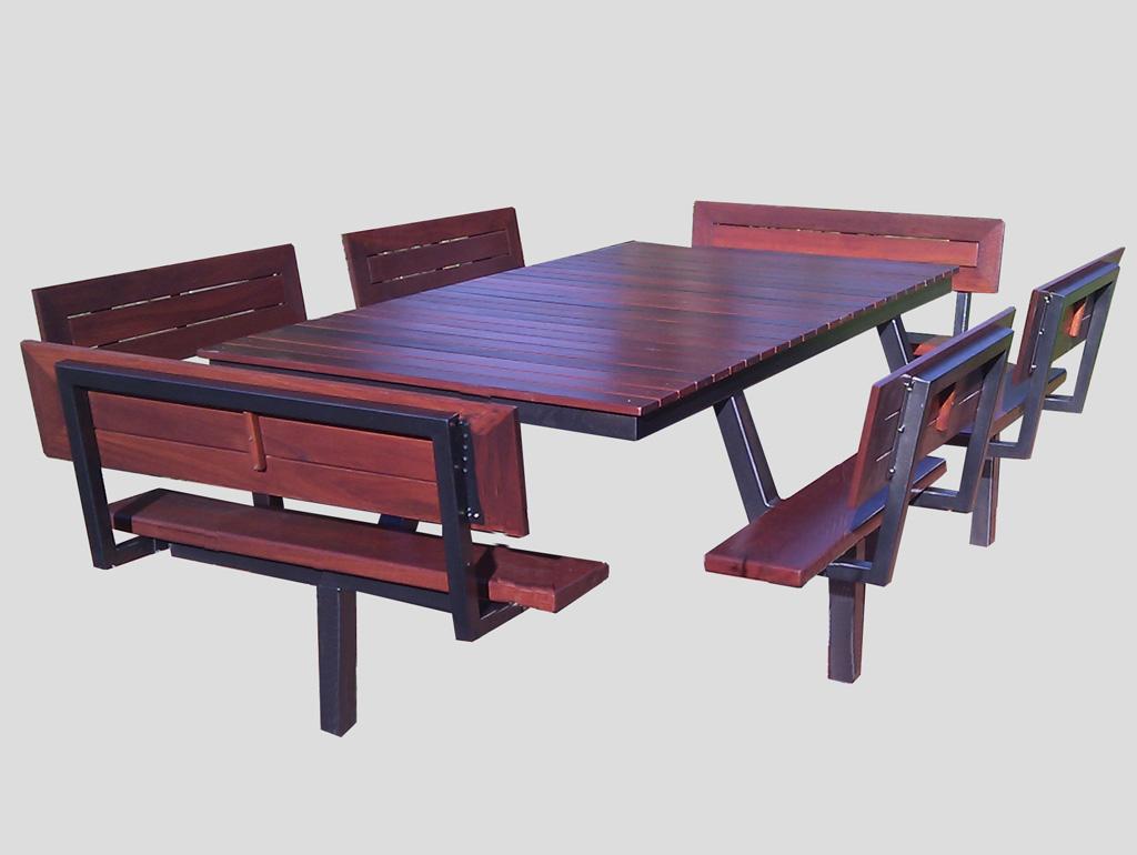 Strange 12 Seater Deluxe Table Timbersteel Furniture Ibusinesslaw Wood Chair Design Ideas Ibusinesslaworg