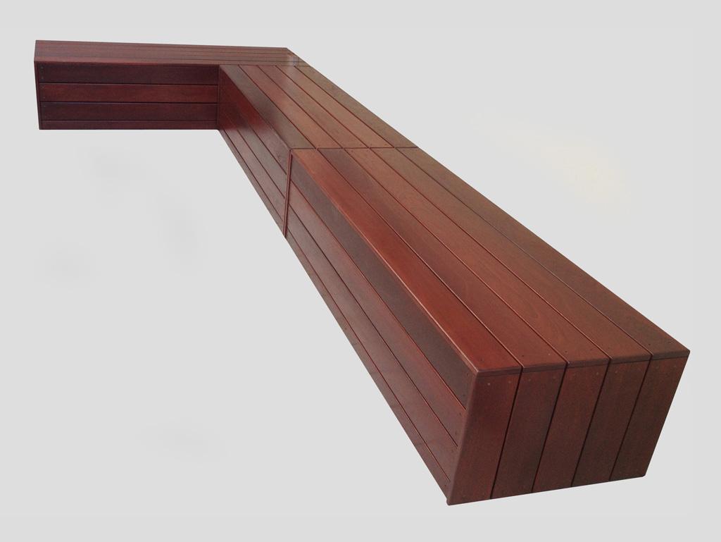 Timber Storage Bench Seat Timbersteel Furniture